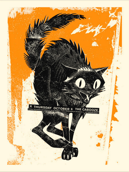 GigPosters.com X #gig #poster