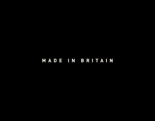 BritBag designed by Salad #logo #branding