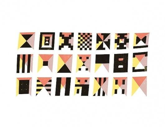 The Same But Different | Flickr: partage de photos! #illustration #design #graphic #pattern