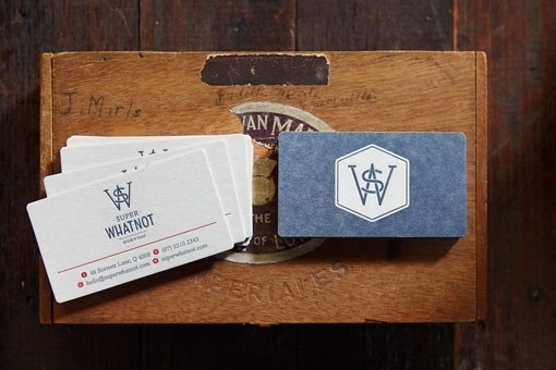design work life » cataloging inspiration daily #letterpress #cards #business