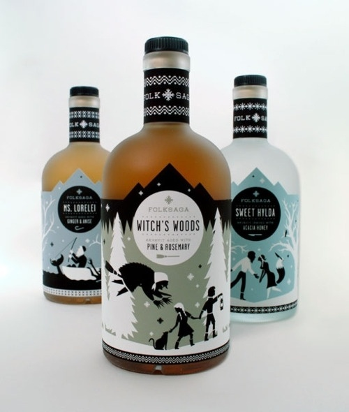 tumblr_m42hl45rBr1qzpegpo1_500.jpg (500×590) #bottle #snow #label #winter