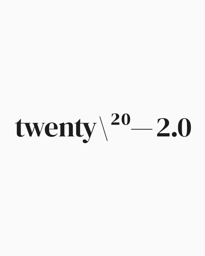 #2020 /twenty_twinty © [ catrin mackowski ]