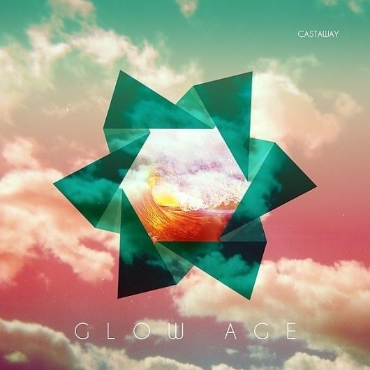 How to make a chillwave album cover | Synconation #album #design #graphic #blakckeybesigns #cover