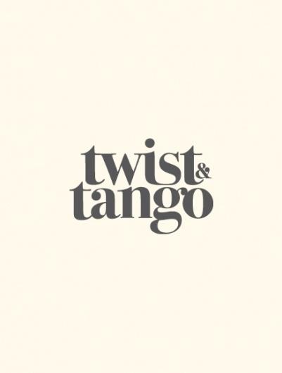 TwistTango #fashion #logo #graphic #twisttango