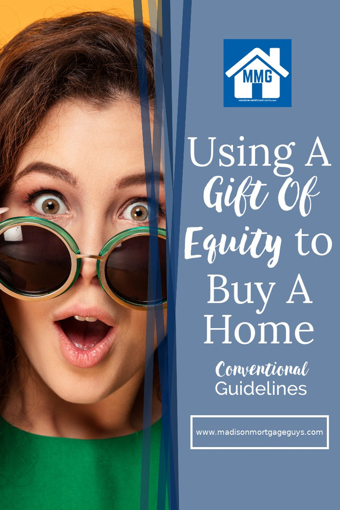 Gift Of Equity Conventional Loan