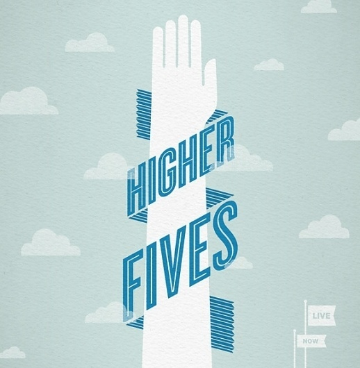 Live Now #type #illustration #typography