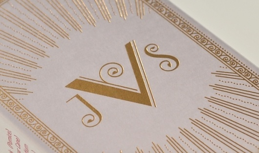 How Manhattan's Queen Of Facials Rebranded, Tripled Business, And Launched A Skincare Line | Fast Company #brier #embossing #design #luxury #vintage #gold #logo #david #foil #typography