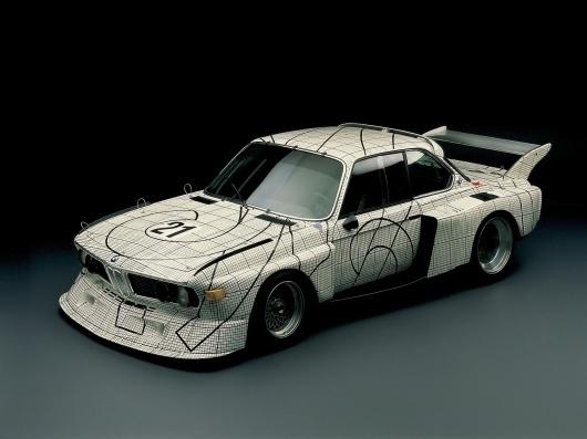 1976-BMW-3-0-CSL-Art-Car-by-Frank-Stella-Front-And-Side-1600x1200.jpg 1600×1200 pixels #bmw #car #art