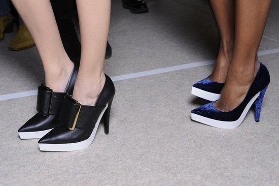 Stella Mccartney Fall 2012 shoes #mccartney #stella #heels