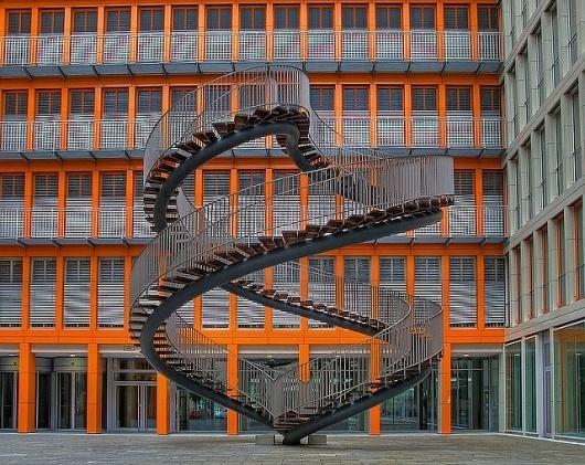 KPMG Building Munich - #sculpture