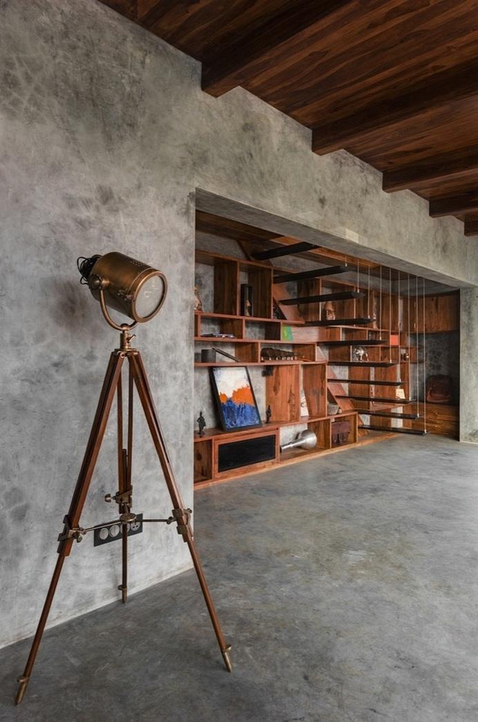 Veranda on a Roof / Studio Course