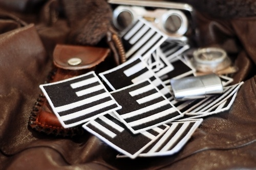 Cavalier #design #patches #branding