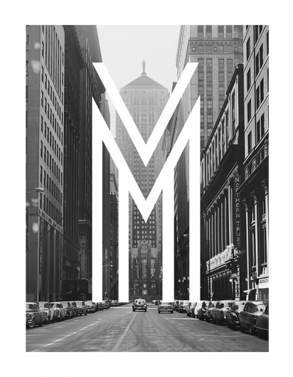 Metropolis 1920 on Typography Served #metropolis #typography