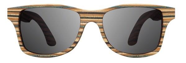 Shwood | Skateboard wooden sunglasses #glasses #wooden #sunglasses #wood #shwood #skateboard