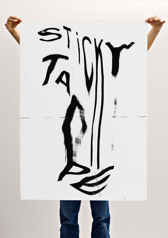 Every reform movement has a lunatic fringe #type #distorted #poster