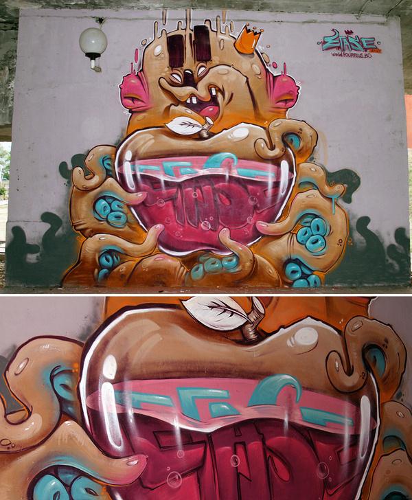 Walls 2010 #graffiti #urban #art #street
