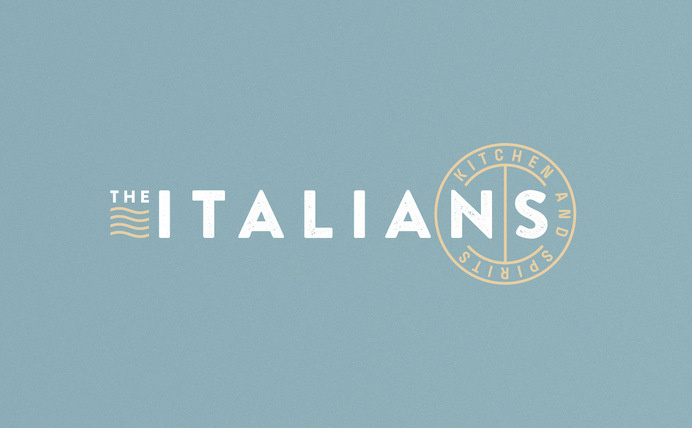 The Italians branding #design #graphic