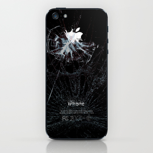 Keep the style iPhone #apple #cases #ipod #design #graphic #glass #iphone #skin