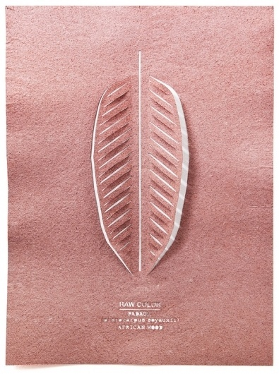 RAW COLOR #poster #texture