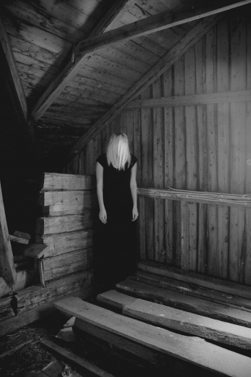 Holy Ghost Zine: Emilie Björk #girl