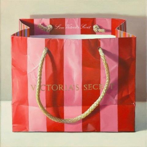 Jaye Schlesinger   PICDIT #bag #art #painting