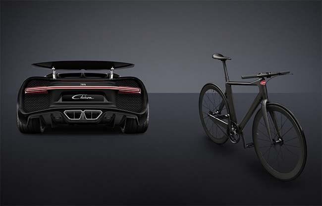 PG X Bugatti Bike