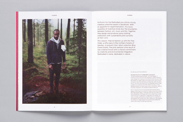 James Kape #spread #layout