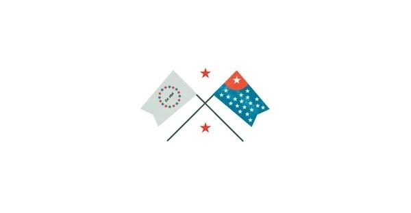 OHCflags.png #branding #ohio #city #identity #logo
