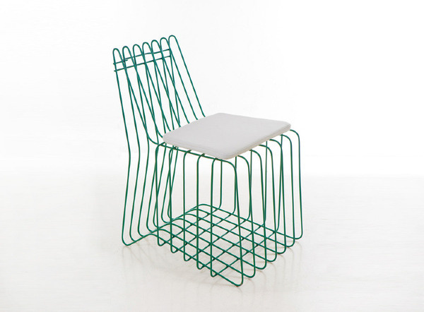 http://payload.cargocollective.com/1/3/118088/1587741/1_860.jpg #seat #modern #objesion #mexico #chair #design #cage #wire #light #green
