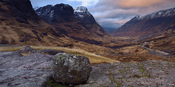 Glencoe | Flickr - Photo Sharing! #rock #mountains