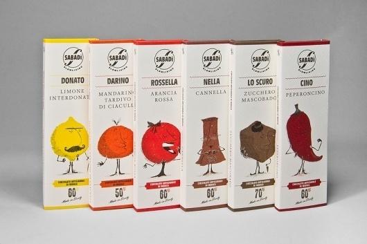 Sabadì | Happycentro #packaging #happycentro #chocolate