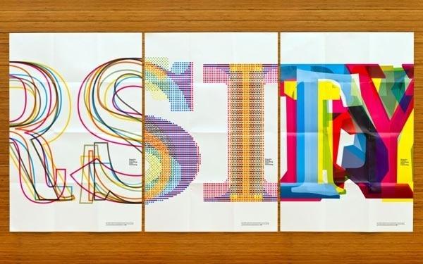 Bill Bernbach Typographic Poster Series #poster