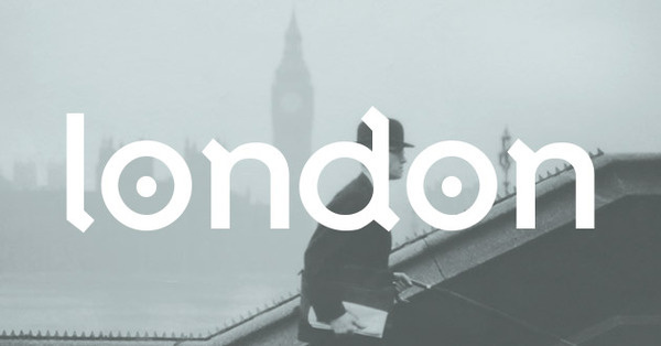 DE LA FUENTE - font by Alex De La Fuente #font #lettering #london #serif #type #design #sans #beautiful #typography