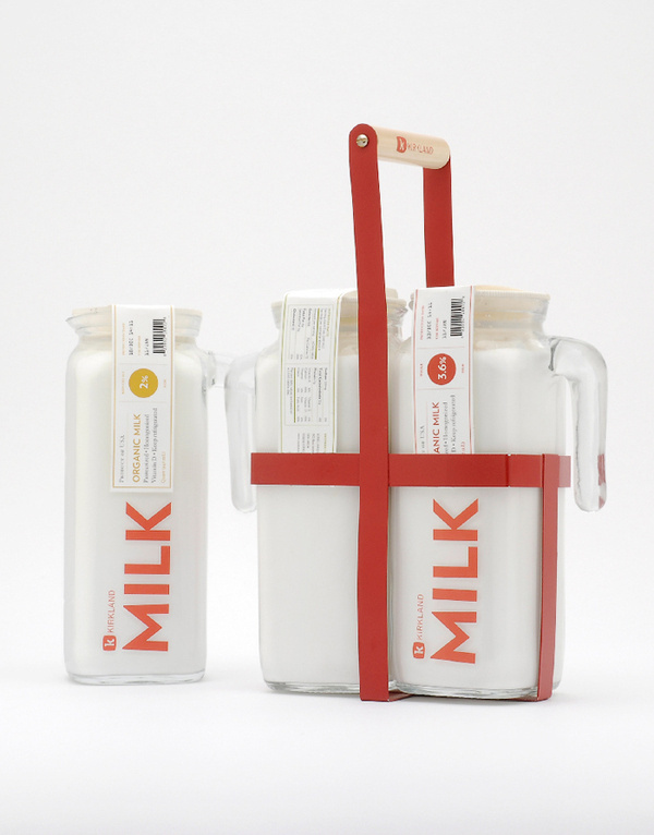 monochar #packaging #milk