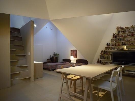 港北の住宅 « トラフ建築設計事務所 #houses #interiors #architecture #japan