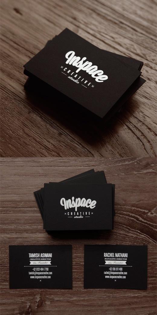 Inspace cards #jakarta #design #brand #illustration #studio #art