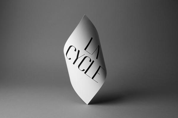 Typographie - Akatre #cycle #la #typeface