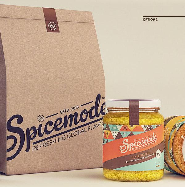 Spicemode #packaging