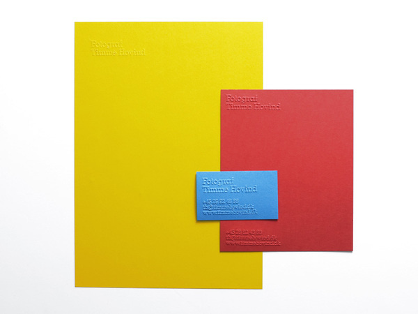 NR2011 / Timme Hovind #colors #primary #stationary