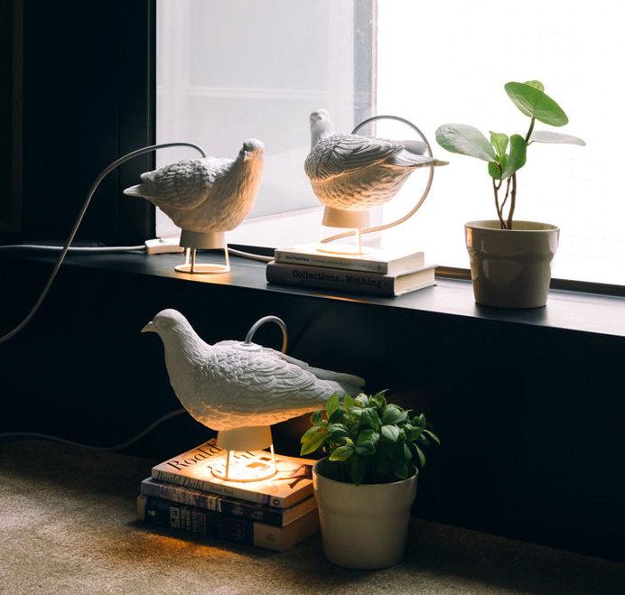 Dove X Light by haoshi design haoshi design dove light 4 #design #decor #lamps #lighting #decorative