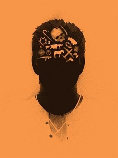 Cory Schmitz #cory #design #orange #illustration #poster #schmitz