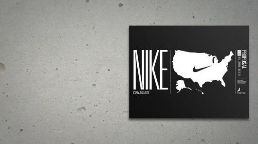 SHOAM #nike #print #typography