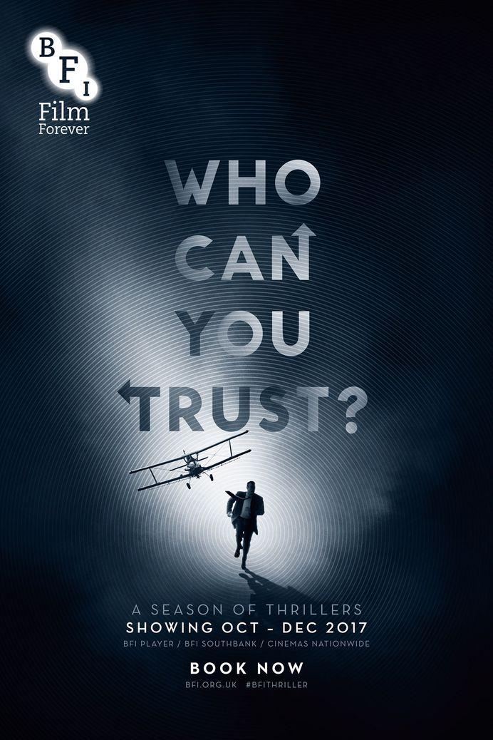 BFI Thriller Season - Creative Advertising on Behance