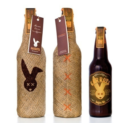 Carrots Beer #packaging #beer