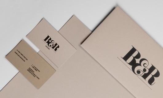 Anagrama | B&R #identity #stationery
