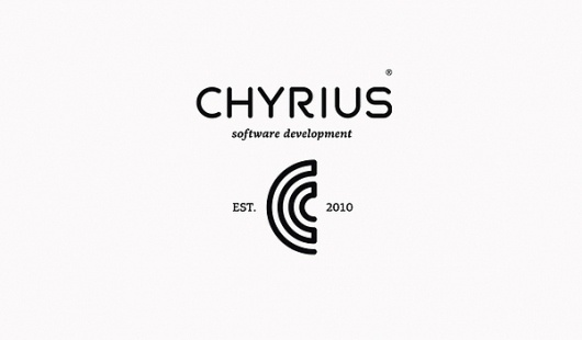 Chyrius on the Behance Network #logo #branding