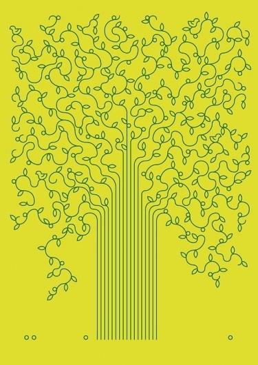 All sizes   linetree   Flickr - Photo Sharing! #yello #line #monospace