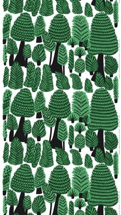 kristina isola /marimekko #illustration #graphic #pattern
