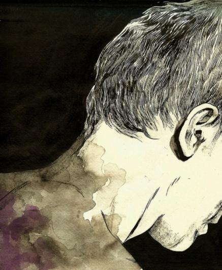Art | Tumblr #ink #and #portrait #pen #art