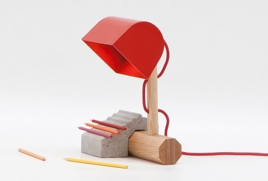 thinkk studio: const lamp #lamp